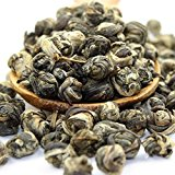 Tealyra - Superfine Jasmine Dragon Pearls - Best Chinese Jasmine Loose Green Tea Leaf - Organically Produced - Pleasant Aroma and Tonic Effect - 220g (8-ounce)