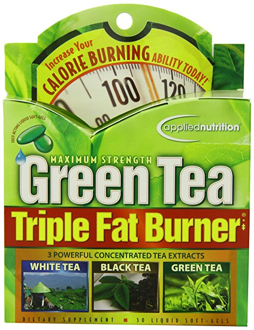 Green Tea Triple Fat Burner
